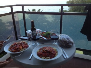 Eva's keuken op vakantie